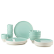 Revol Color Lab 16-Piece Dinnerware Set
