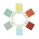 Revol Color Lab Trivet Tiles, Set of 6