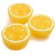 Lemon Candles, Set of 3