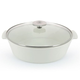 Revol Revolution 2 Round Cocotte with Glass Lid