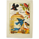 Michel Designs® Birdcage Kitchen Towel