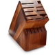 Wüsthof® Acacia 17-Slot Knife Block