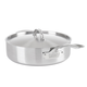 Viking Professional 5-Ply Stainless Steel Saute Pan