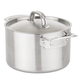 Viking Professional 5-Ply Stainless Steel Soup Pot, 4 qt.