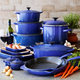 Le Creuset® Cobalt Oval French Ovens
