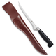 Zwilling J.A. Henckles Four Star Fillet Knife with Leather Sheath