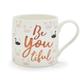 """Be You Tiful"" Mug"