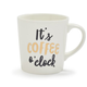 """It's Coffee O'Clock"" Mug"
