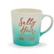 """""""Salty Hair Don't Care"""" Mug"""