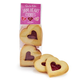 Sur La Table Jam Heart Cookies