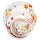 Floral 16-Piece Dinnerware Set