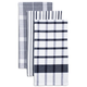 Assorted Twill Kitchen Towels, 28