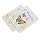 Butterfly Swedish Dishcloths, Set of 2