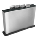 Joseph Joseph Index Steel Cutting Boards, Set of 4