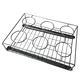 Sliding-Shelf & Pullout Under-the-Cabinet Supplies Organizer