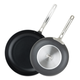 Viking Hard Anodized Nonstick Skillets, Set of 2