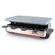 Zermatt Raclette Grill with Granite Stone Top