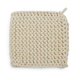 Natural Crochet Pot Holder