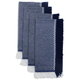 Chambray Fringe Napkins, Set of 4