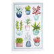 Succulent Kitchen Towel, 28