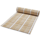 Natural & White Striped Table Runner, 108
