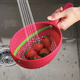 Chef'n® Wash 'n Toss™ Sweeper Colander