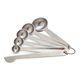 Sur La Table Round Measuring Spoons, Set of 6