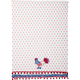Rooster Vintage-Inspired Kitchen Towel