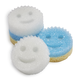 Scrub Daddy & Scrub Mommy 4-Pack