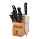 Zwilling J.A. Henckels 10-Piece Gourmet Knife Block