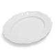 White Margot Serving Platter, 19