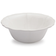 White Margot Serving Bowl