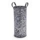 Galvanized Flower Vase