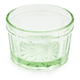 Green Glass Lace Bowl