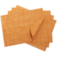 Chilewich® Clementine Mini Basketweave Placemat