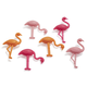 NOD Flamingo Glass Markers, Set of 6