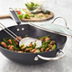 Christopher Kimball for Kuhn Rikon Wok Skillet with Lid, 5 qt.