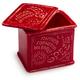 Italian Ceramic Spice Boxes