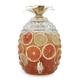 Pineapple Beverage Jar, 1.6 Gallon