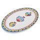 Positano Oval Fish Platter
