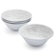 Driftwood Cereal Bowls, Set of 4