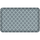 GelPro NewLife Designer Comfort Mat, Lattice Mineral Grey