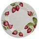 Strawberry Melamine Salad Plate