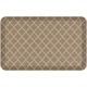 GelPro NewLife Designer Comfort Mat, Lattice Tan