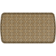 GelPro Elite Kitchen Mat, Damask Khaki