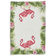 Flamingo Palm Kitchen Towel, 28