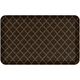 GelPro NewLife Designer Comfort Mat, Lattice Java