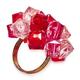 Sur La Table Pink Jewel Napkin Ring