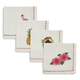 Tropical Cocktail Napkins, Set of 4