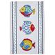 Positano Fish Towel, 28